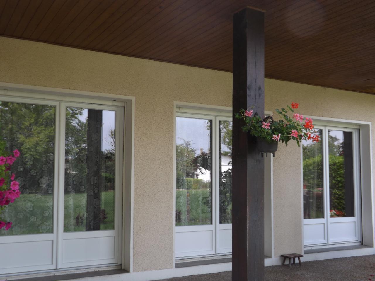 Changement des menuiseries de 6 logements sur St Paul Les Dax