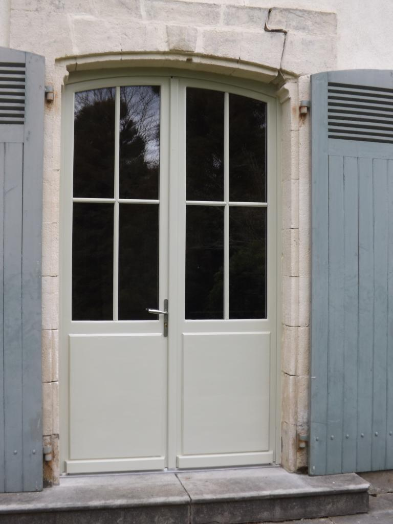 Fabrication fenêtre à l'identique en 58 mm