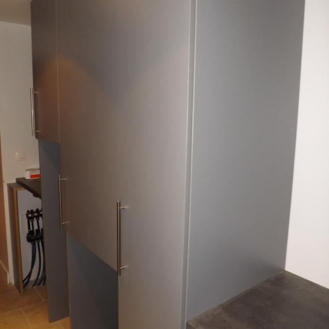 aménagement d'un cellier