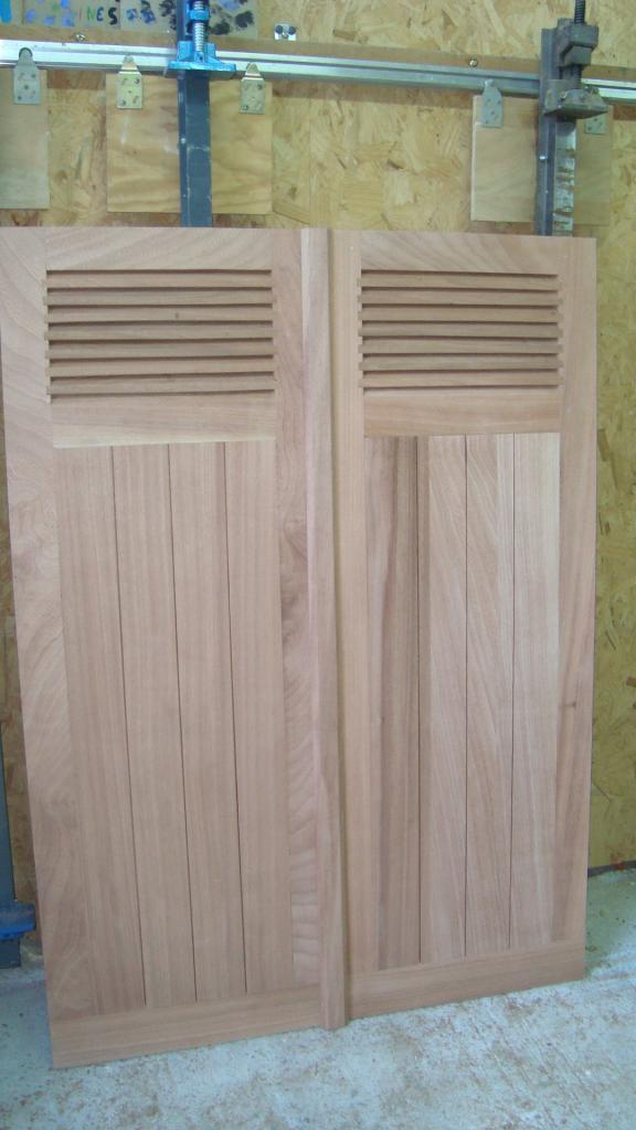 Volets bois, PVC, aluminium