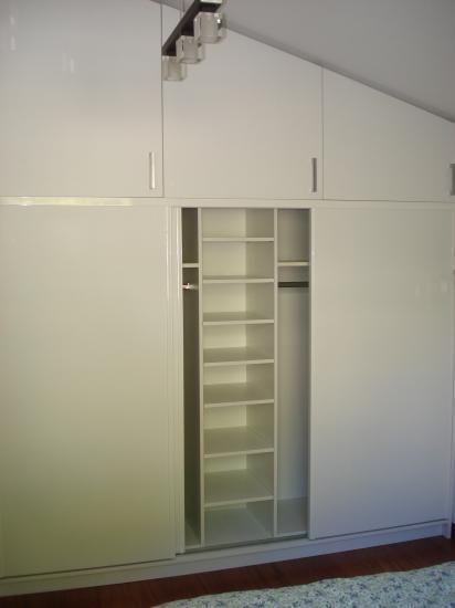 003 - Dressing blanc laque ...