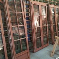 Fabrication et pose de 15 menuiseries en sipo sur Langon
