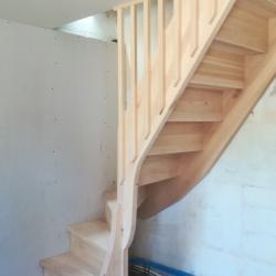 Escalier en hêtre Absolu bois