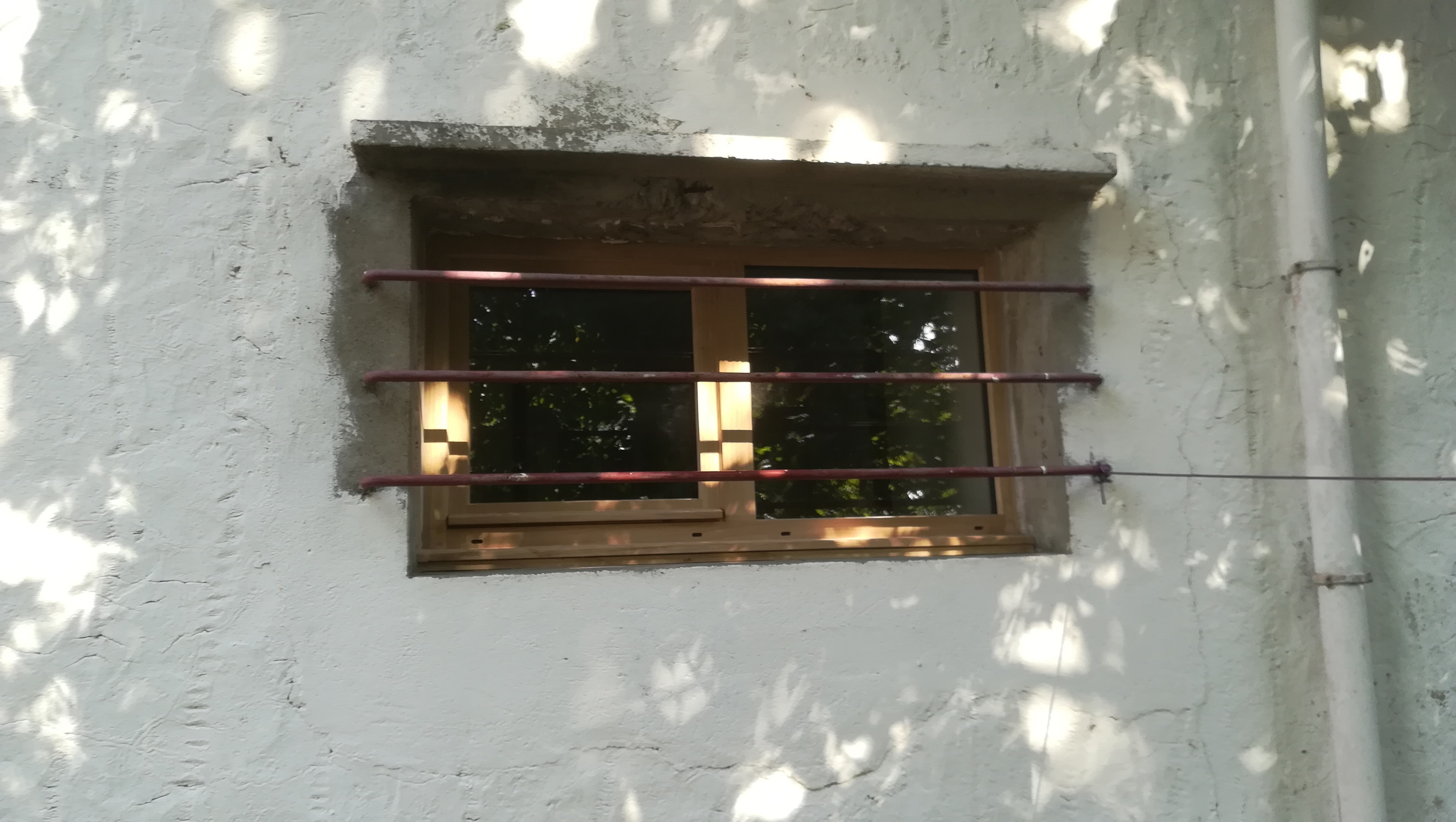 Fabrication et pose de 7 menuiseries en chêne sur Misson - Absolu Bois Menuiserie